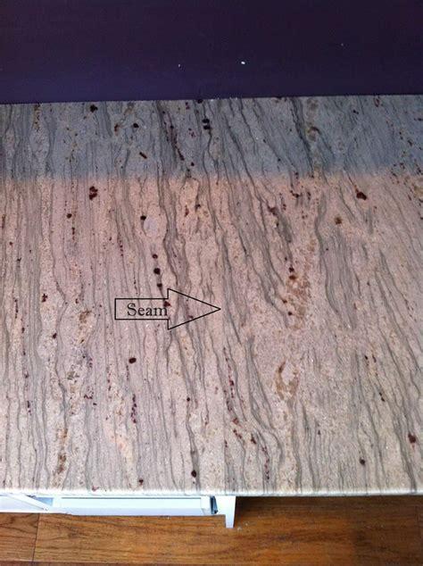 Granite Countertop Seam Repair by Vi Granite Repairs Granite Quartz Nanaimo