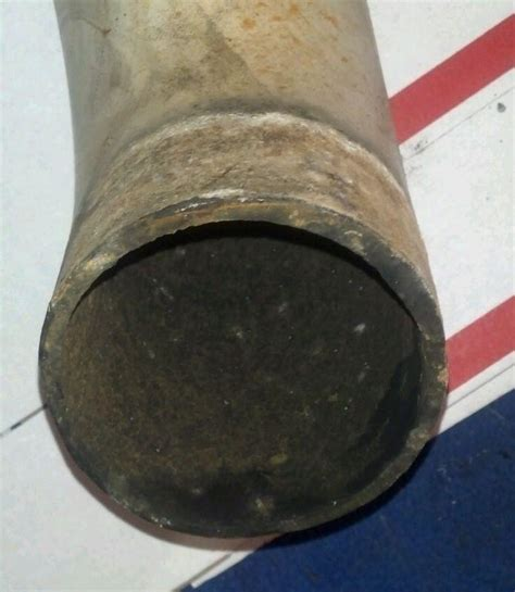 sell volvo penta   gm exhaust  pipe         motorcycle