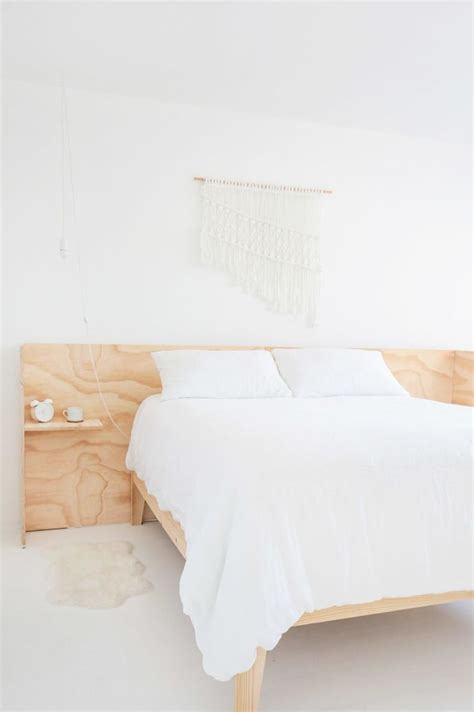 Plywood Headboard Diy by 17 Best Ideas About Plywood Headboard On