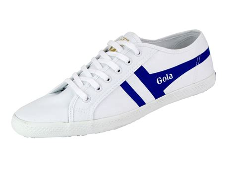 Gola Shoes Original mens gola classic plimsolls the original quattro style