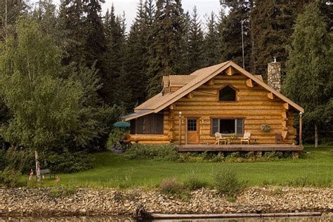 Cabin Fever Anchorage by Wow A Log Home In Alaska Cabin Fever
