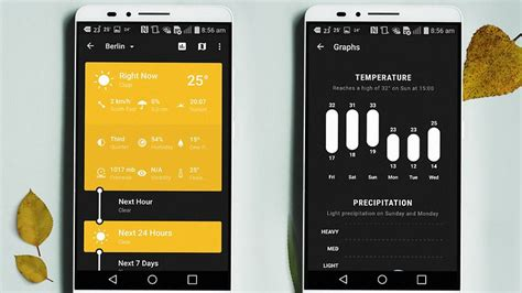 best android weather app 10 best weather apps and widgets for android androidpit