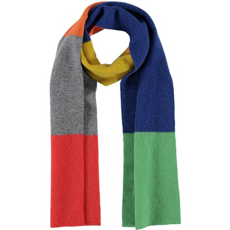 striped wool scarf royal academy of arts shop