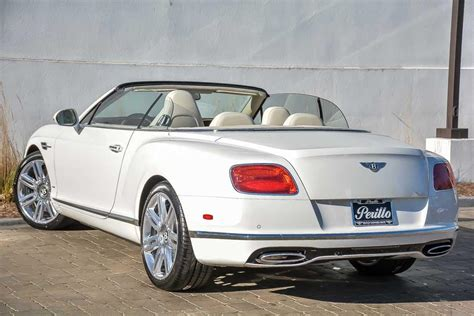 2018 Bentley Gtc by 2018 Bentley Continental Gtc Spotlight In Downers Grove Il