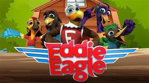 eddie eagle coloring page eddie eagle