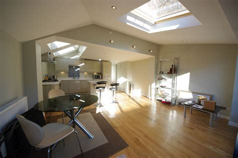 Kitchen Extension Company Julian Sw11 Side And Rear Kitchen Extension The
