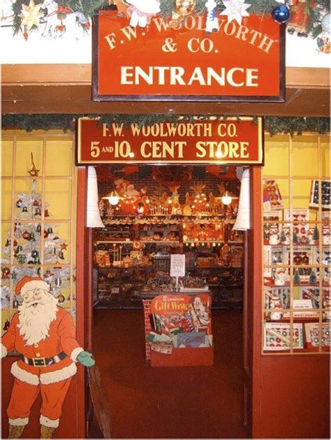 5 and dime store woolworth s five dime remember when pinterest