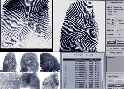 Finger Print Background Check What Is Fingerprinting With Pictures
