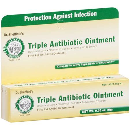 triple antibiotic ointment on tattoos antibiotic ointment uses images