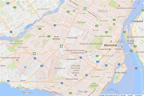autres quartiers de montreal