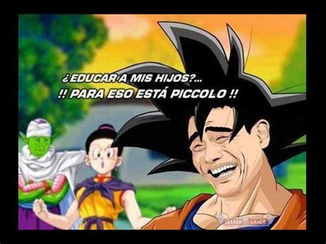 Memes De Dragon Ball Z En Espaã Ol - memes de dragon ball z imagenes chistosas