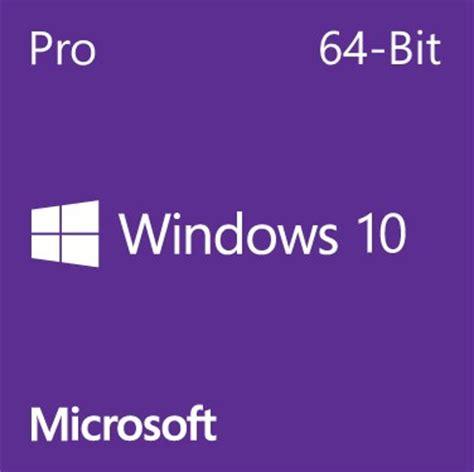 Microsoft Windows 10 Pro 64bit Oem microsoft windows 10 pro 64 bit dvd oem fqc 08929 ccl computers