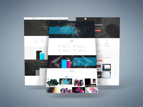 web design mockup presentation freebie 3d web presentation mock up by graphberry on
