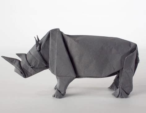 Or Am I Origami - rhino erin louise