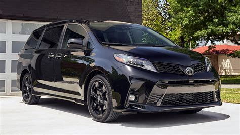 toyota sienna nightshade wallpapers  hd images