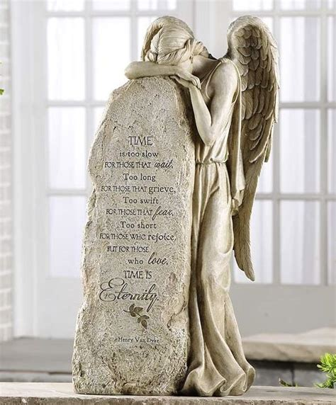 Weeping Garden Statue by 22 Quot Weeping Memorial Garden Polystone Statue W