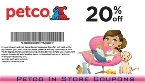 petco grooming petco grooming coupons printable coupon for shopping