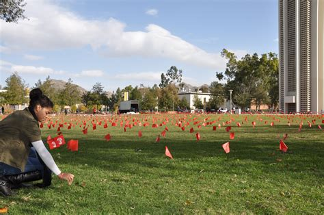 Ucr Search Inside Ucr 5 000 Flags Dot Cus For World Aids Day