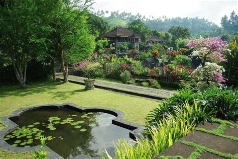 landscape design bali indonesia business expo center