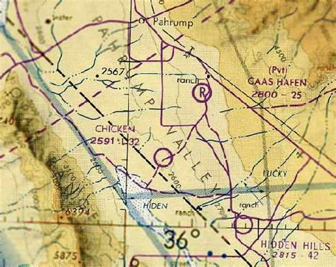 las vegas sectional chart abandoned little known airfields southern nevada