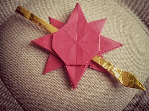 Origami Moon - paper moon