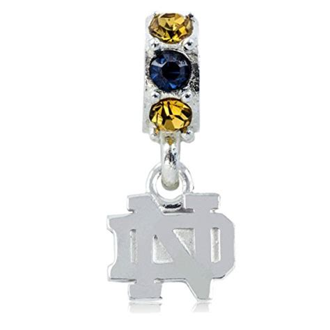 notre dame fighting pandora charms