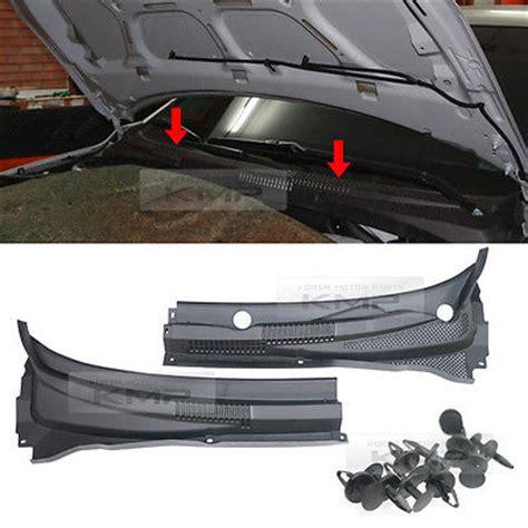 Tie Rod Altis 2008 2013 1set 1 oem genuine windshield wiper motor cover cowl trim for