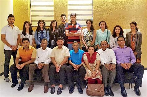 For Mba Student In Pune by Cma Hosts Visiting Mba Students From Pune India On Study