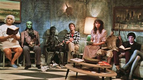 beetlejuice waiting room it s a wonderful afterlife heavenly or hellish realms in the fandango