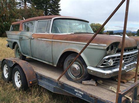 rambler car for sale 1959 amc rambler for sale 1888721 hemmings motor