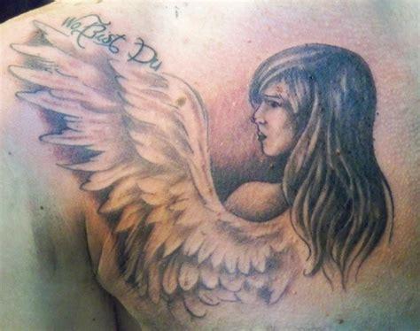 fiori di bak angeli e fate tatuaggi significato simbolo uomo