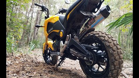 honda grom road tires chixreview offroad review of grom maxxis m6024 tire