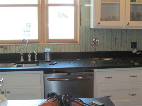 Kitchen Backsplash Wallpaper Ideas our kitchen backsplash saga living vintage