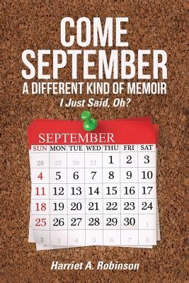 confession a sort of memoir books come september a different of memoir i just said oh