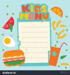menu cover template menu template