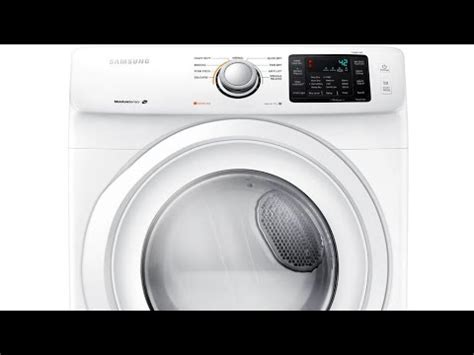 samsung dryer doesn t heat easy fix