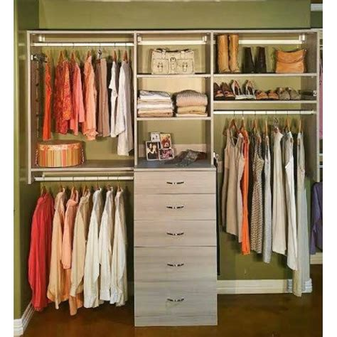 hybrid custom closet kit hybrid custom closet kit
