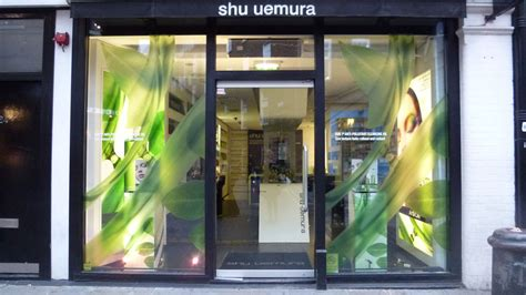 digital windows trendvm cosmetic digital prints shu uemura mac chanel