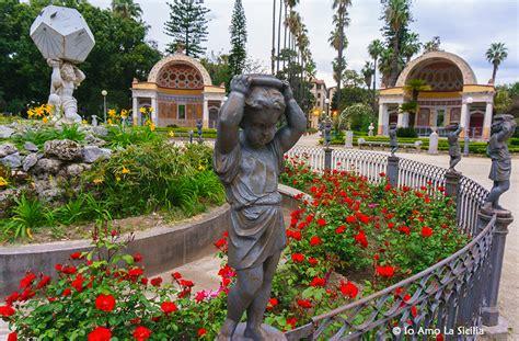 ville e giardini palermo villa giulia a palermo e la passeggiata dei palermitani