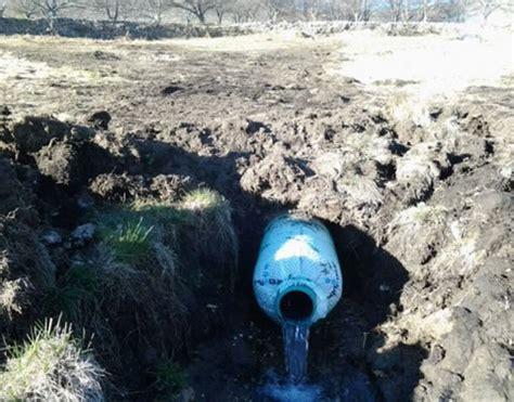 ghiaia drenante sistema di drenaggio drenotube gruppo stea