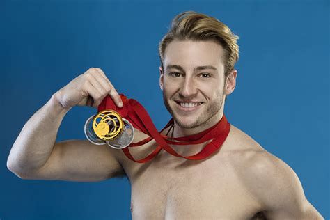 g ay matthew mitcham and medals john mcrae photography studio