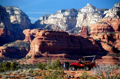 Canyons And Cowboys Jeep Tour Canyons Cowboys 2 Hour Jeep Tour From Sedona