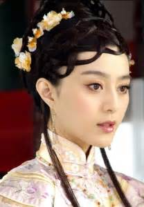 Various styles of traditional elegant chinese hairstyles trends for