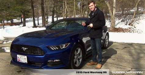 ford mustang v6 review review 2015 ford mustang v6