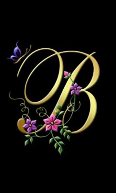 Letter B | ... -letter B mobile wallpapers, Free Download ... R Alphabet Love Wallpaper