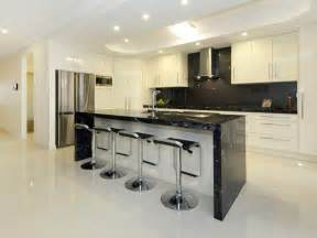 kitchen design with bar home kitchen bar design idea contemporary environment luxury house