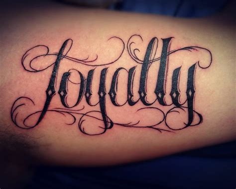 love and loyalty tattoo designs 55 best loyalty designs meanings courage honor
