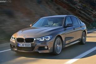 Bmw 328i 2015 2015 Bmw 3 Series Facelift Exterior And Interior Changes