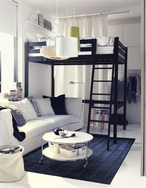 loft beds for studio apartments renters solutions how to make a loft bed work for you