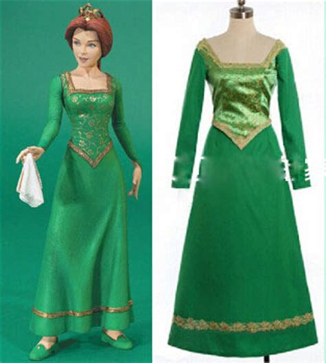 Dress Fiona popular shrek fiona dress buy cheap shrek fiona dress lots